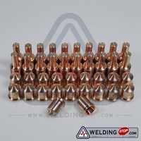 220669 + 220671 HMX 45 Schneiden Verbrauchs Tipps Elektroden 45Amp 40 stücke pack