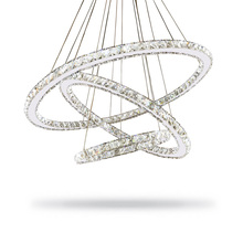 Moderne Lustre Führte Kristall-kronleuchter Beleuchtung Decke Kronleuchter Licht Lamparas De Techo Hanglamp Suspension Leuchte Lampen