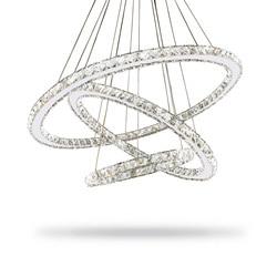 Modern lustre led crystal chandelier lighting ceiling chandeliers light lamparas de techo hanglamp suspension luminaire lampen.jpg 250x250