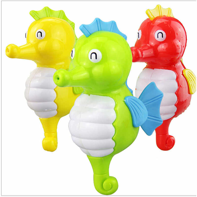 お風呂の玩具亀イルカベビーシャワー水泳再生おもちゃ水泳プールアクセサリー赤ちゃんで再生する