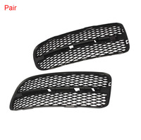Front Left Right Bumper Lower Radiator Honeycomb Grille For VW Touareg 2003 2007 7L6 853 665A 7L6 853 666A