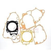 Motorcycle Engine Parts Complete Cylinder Gaskets Kit For Honda CRF450R CRF 450R 450 R 2002 2006 Stator Cover Gasket