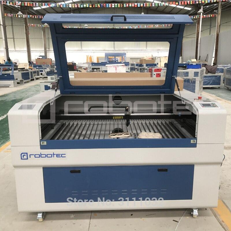 Chine découpeuse de laser de co2 150 w pour la découpeuse de laser en bois de feuille acrylique avec le meilleur prix d'usine