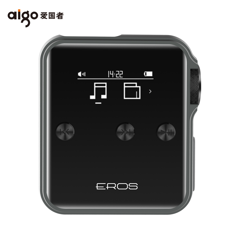 Aigo EROS J Hifi <font><b>Player</b></font> Verlustfreie bluetooth 4,0 <font><b>MP3</b></font> <font><b>Player</b></font> USB DSD Professionelle <font><b>DAC</b></font> Flac Audio Musik Mini OTG Unterstützung 128G TF image