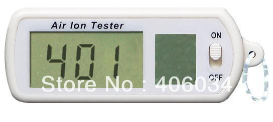 KT-401 Mini  Digital LCD Automatic Mini AIR Ion Tester, Air ion Tester, Air purifier, Air Cleaner