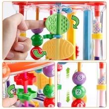 Activity Play Cube Infant Development Educational Toy