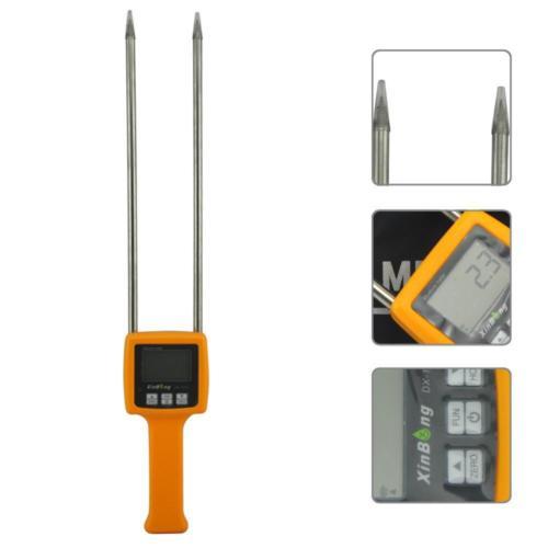 professional Grain moisture meter Corn Beans Rice tester DX 101G Humidity:5 35%|moisture meter|grain moisture meter|grain moisture - title=