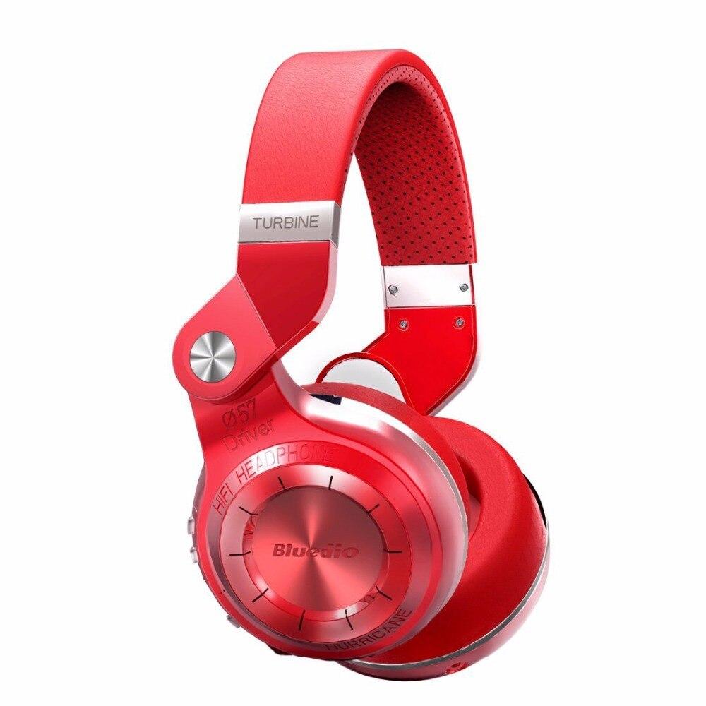 ФОТО Bluedio T2S(Shooting Brake) Bluetooth Headphone BT version 4.1 built-in Mic Bluetooth Headset for phone calls&music