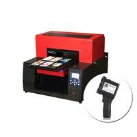 A3 Размеры УФ принтер автоматический A3 УФ Flatebed печатная машина для чехол для телефона ТПУ Стекло металл и ручной Мини Сенсорный экран принте