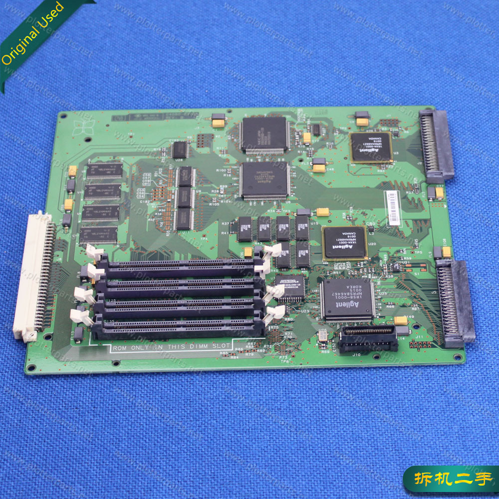 C4084-69001 HP Color Laserjet 4500 Formatter PC board assembly printer parts