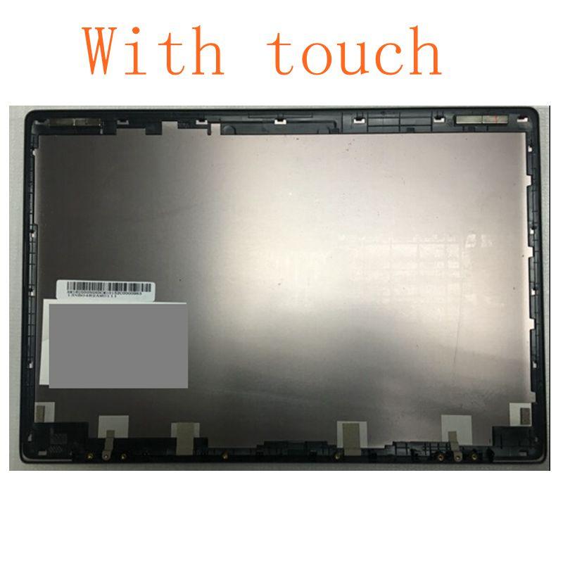 Z ekranem dotykowym LCD tylna etui na ASUS UX303L UX303 UX303LA UX303LN szary w Torby i etui na laptopy od Komputer i biuro na AliExpress - 11.11_Double 11Singles' Day 1