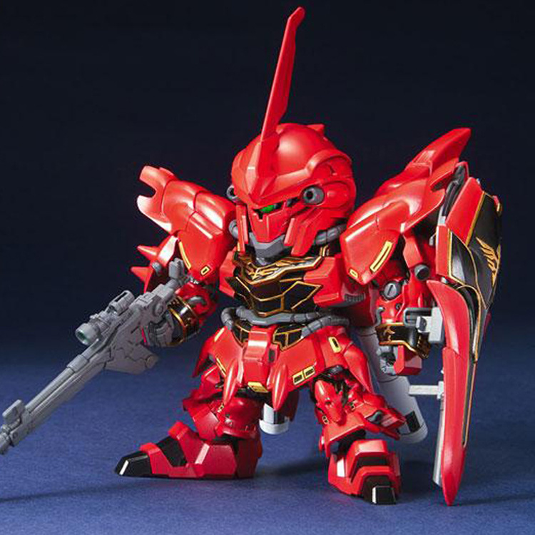Red Gundam Figures Hot Toys For Children 9cm Gundam Action Figures Anime Figures Kids Gifts Japanese Toys Robot Brinquedos
