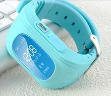 GPS Smart watch for Children Kid safe Wristwatch Q50 GSM GPRS GPS Locator for Kids Safe Anti Lost Monitor PK Q60 Q80