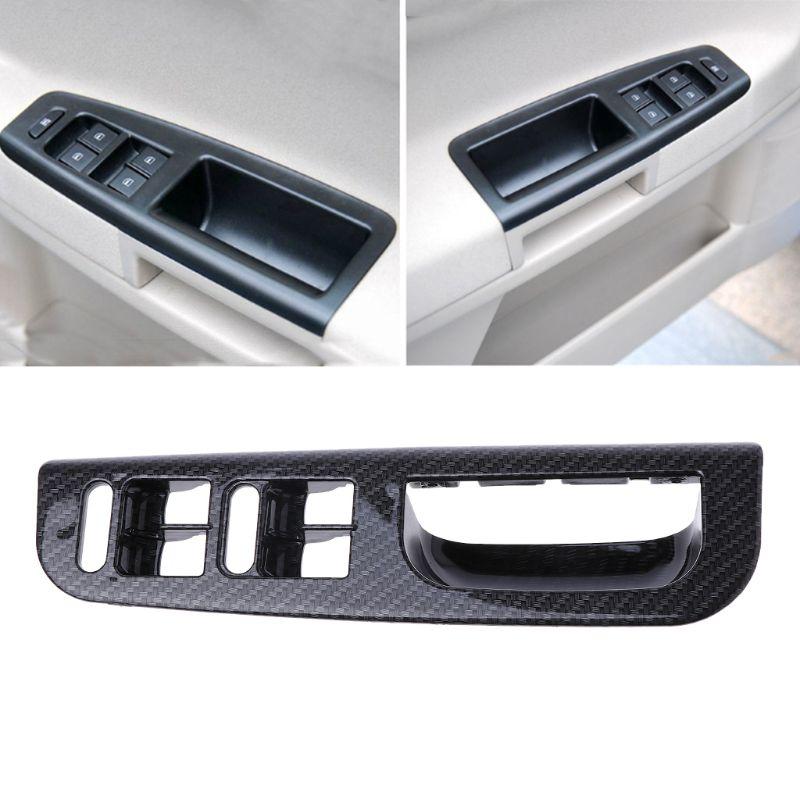 Image 5 - Автомобиль для окна автомобиля пульт управления с помощью переключателя отделка водителя сбоку для VW Passat B5 Jetta Golf MK4 qiang-in Панели и детали для межкомнатных дверей from Автомобили и мотоциклы