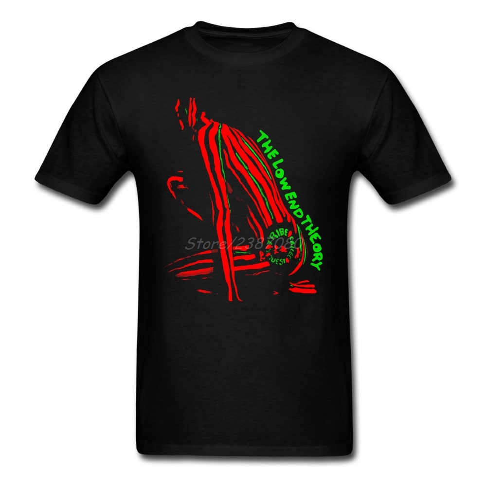 Hutt Called Your Clothing Bland: A Tribe Called Quest Art T Shirt Cotton Crewneck Custom