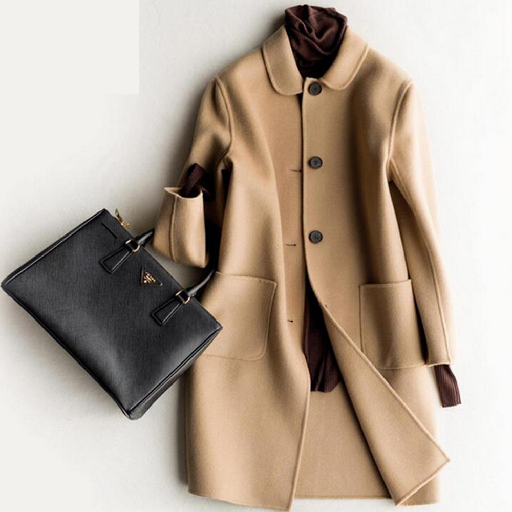 100 Wool Coat Women - All The Best Coat In 2017