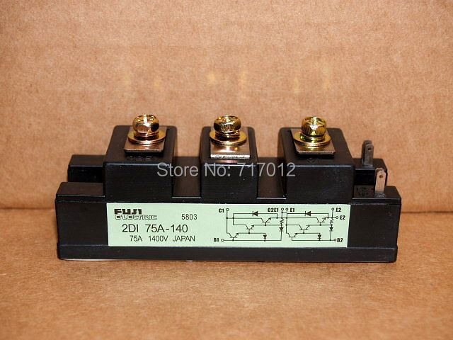 ФОТО Free Shipping 2DI75A-140 New  GTR 2unit  75A-1400V , quality assurance,Can directly buy or contact the seller