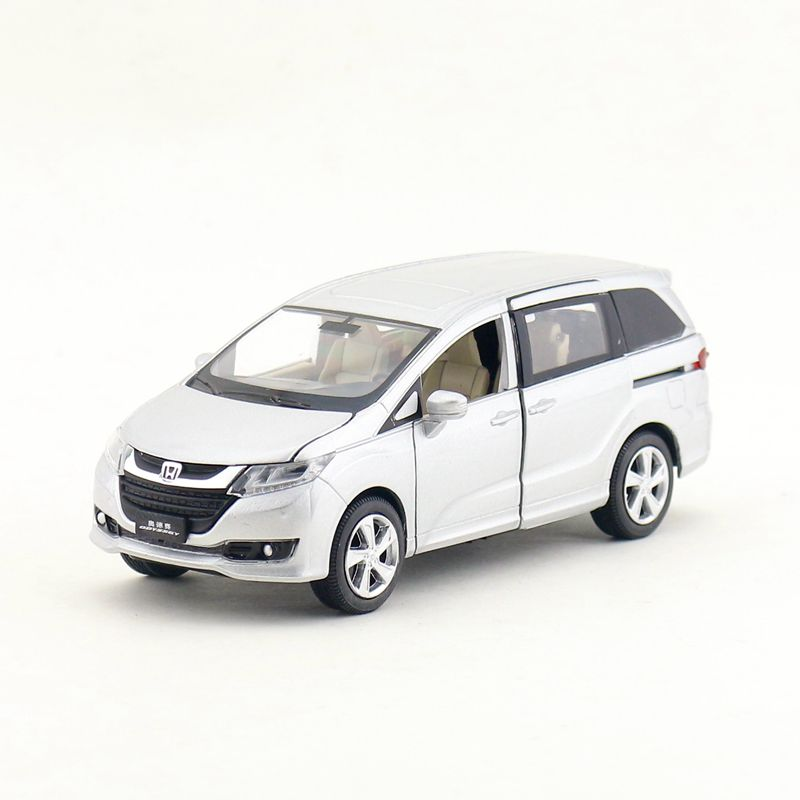 Toys & Hobbies Diligent Free Shipping/diecast Toy Model/1:32 Scale/honda Odyssey Mpv Sport Car/pull Back/sound & Light/educational Collection/gift
