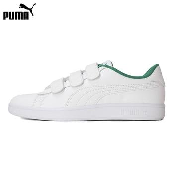 Original New Arrival  PUMA Smash v2 V  Unisex  Skateboarding Shoes Sneakers