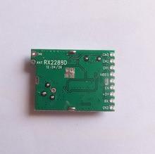 2.4G wireless video reversing special module Wireless reversing reception module RX2288D special spot mg300j2ys50 module hskk