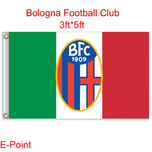 Italy (Serie A) Bologna FC hanging decoration Flag B 3ft*5ft (150cm*90cm)