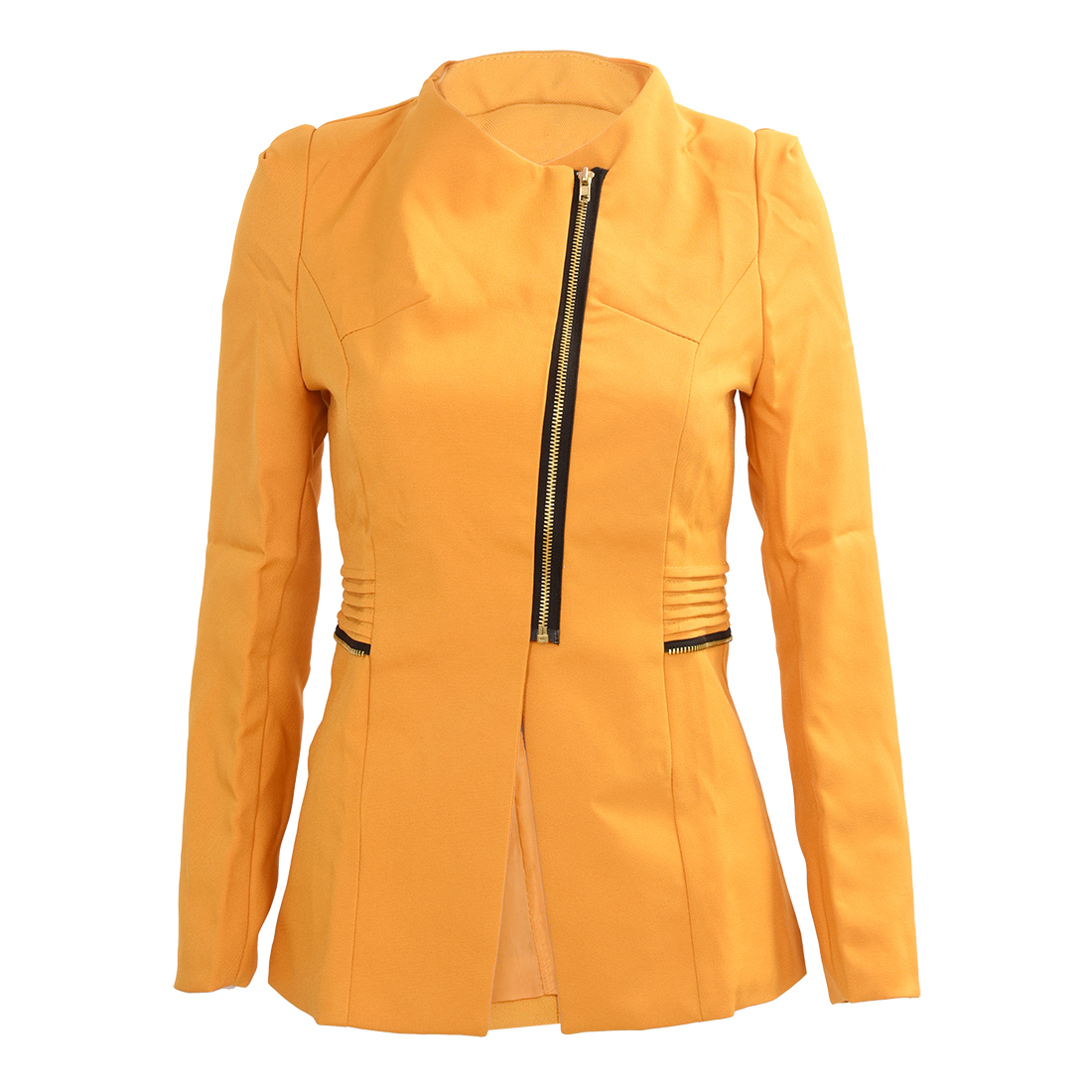 Collection Yellow Womens Blazer Pictures - Watch Out, There's a ...
