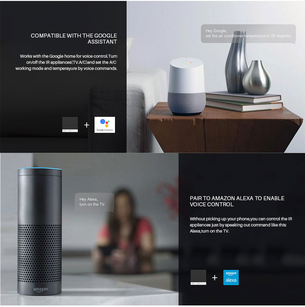 Universal Smart WiFi IR Remote Control (1)