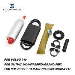 X AUTOHAUX E3210 EP241 samochód elektryczny pompa paliwowa pompa paliwa z zestaw montażowy dla chevroleta Camaro dla Pontiac dla Pontia Firebird