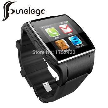 Funelego Smart Watch Android Wear Waterproof Wrist Watches Cell Phone Smart Clock Men with SIM Card For Apple SmartWatch PK GT08