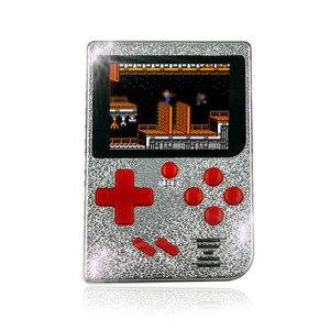 Image 2 - 129 games retro boy 2.4 inch color screen handheld game console support TV output