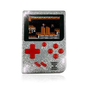 Image 2 - 129 spiele retro junge 2,4 zoll farbe bildschirm handheld spielkonsole unterstützung TV ausgang