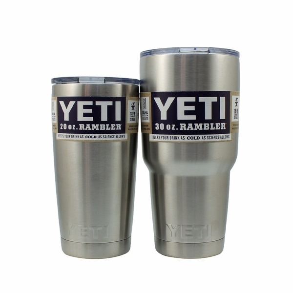 2016 hot 304 Stainless Steel <font><b>20</b></font>/30 <font><b>oz</b></font> <font><b>Yeti</b></font> <font><b>Cups</b></font> Cooler <font><b>YETI</b></font> <font><b>Rambler</b></font> Tumbler <font><b>Cup</b></font> Vehicle <font><b>Beer</b></font> Mug Bilayer <font><b>Vacuum</b></font> Insulated