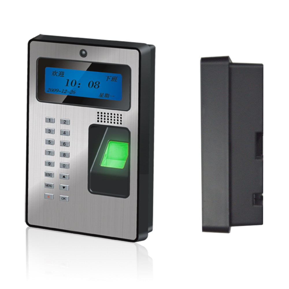 Eesye Biometric Fingerprint Time Attendance TCP/IP Clock Recorder Employee Recognition Device Electronic Machine Digital Reader