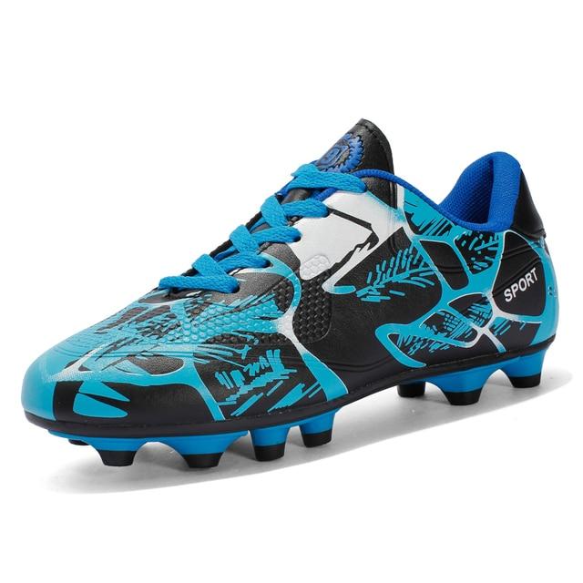d29a737990be Cheap Sneakers Soccer Boots Studs Kids Football Shoes Futsal Cleats  Training Sport Sneaker Men Non-slip Indoor calzado futbol