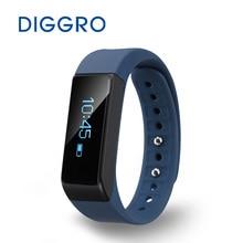 Diggro i5 плюс SmartBand Водонепроницаемый фитнес-трекер SmartBand браслет Sleep Monitor Bluetooth для iOS и Andriod телефон PK mi Группа