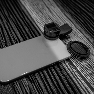 Image 3 - Anamorphic レンズ思鋭 VD 01 携帯電話のムービーレンズスクリーン変形 1.33x ワイドスクリーン映画ビデオ apple の huawei 社