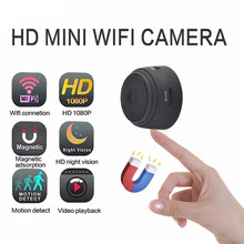 CAMSOY Mini Camera Motion Detection Wireless IP Wifi Infrared Surveillance Night Vision DV Security HD 1080P Camcorder DVR Cam цена 2017