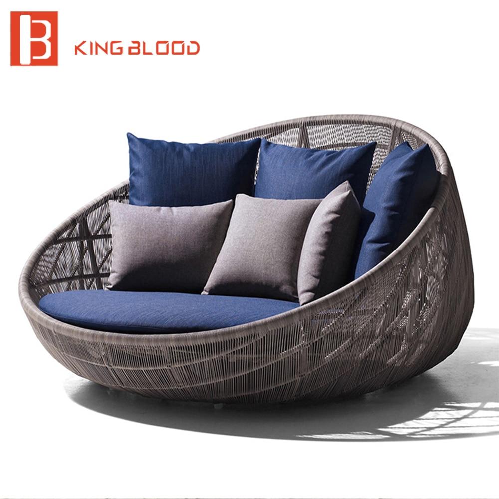 Amazing Modern Garden Line Waterproof Round Cast Aluminum Frame Uwap Interior Chair Design Uwaporg