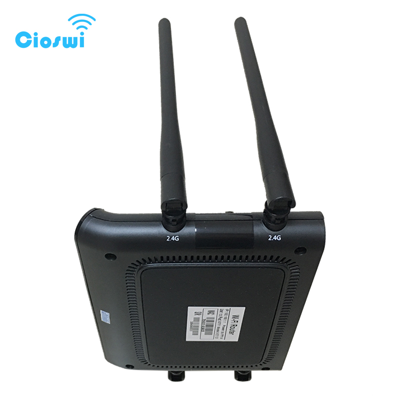 Image 5 - 5G Wireless WiFi router VPN wi fi repeater 1167Mbps DDR2 64MB 2.4GHz/5GHz dual band less interference access point long range-in Wireless Routers from Computer & Office