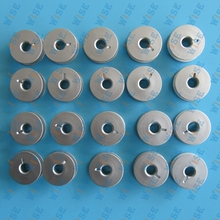 20 Aluminum Bobbins For Pfaff Industrial Home Sewing Machines 9033A