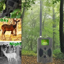 Promo offer Waterproof Infrared Night Vision Hunting Camera 12MP 1080P HD Game Trail Digital  Infrared Trail Camera IR LED