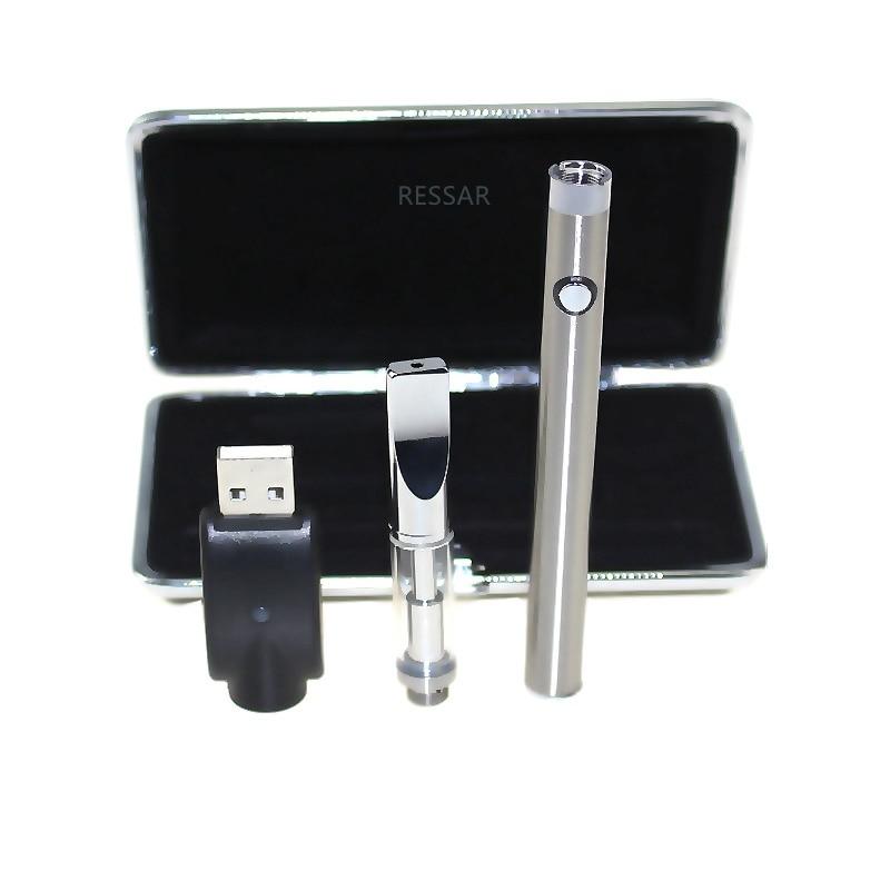 सिरेमिक कॉइल ग्लास कारतूस - इलेक्ट्रॉनिक सिगरेट