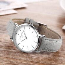 CHRONOS Women Watches 2018 Fashion Leather Quartz Wristwatches Luxury Casual Ladies Watch Relogios Feminino