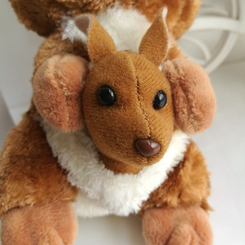 008ae943c42 Aliexpress.com   Buy KIPPER brown kangaroo TY BEANIE BOOS 1 piece 15cm 6