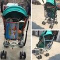 Venda de Afastamento do Transporte Carrinho de Bebê carrinho de criança Malha Net Saco de Malha Saco De Carrinho De Criança Do Transporte de Bebê Acessórios 3 Cores