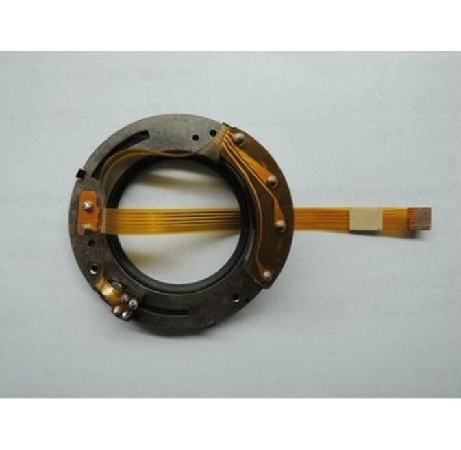 95%New 24-70 Lens Aperture Group Flex Cable For Canon EF 24-70mm f/2.8L USM camera repair parts image