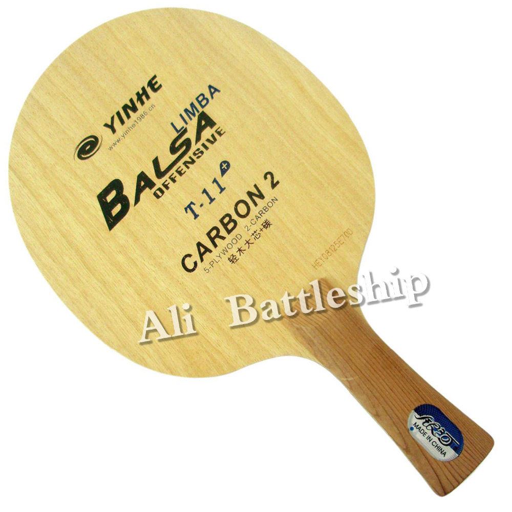 Original Yinhe Milky Way Galaxy T-11+ T 11+ T11+ Table Tennis Pingpong Blade
