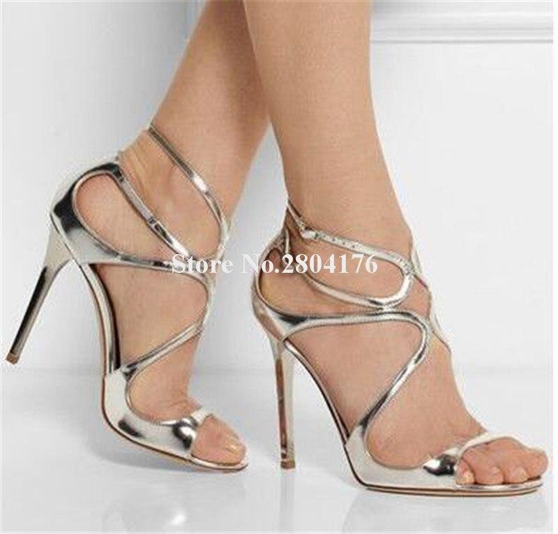 0fe02dbe Cruz Correas De Colores Picture Toe Sandalias La Candy Thin Zapatos ...
