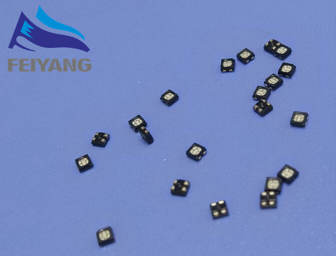 100pcs Led Rgb Smd Diodes 2121 For Led Panel Display Tube Screen Diod 2121 Smd Led Diode Multicolor Rainbow Light Emitting Diodo Diodes Electronic Components & Supplies