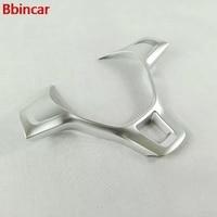Bbincar Interior Mouldings ABS Chrome Matte For Volkswagen VW Golf 6 Golf 7 GTI MK7 Polo